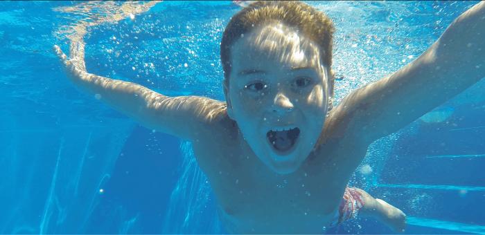 Zápis do kurzu Zdokonalováček – plavecký kurz pro děti od 6 do 14-ti let