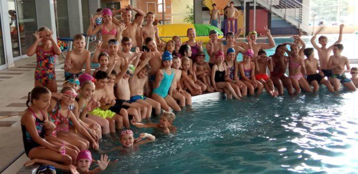 1. turnus Plavecký tábor 2019 fotky