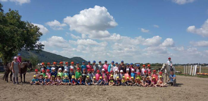 Plavecký tábor 2. turnus fotky